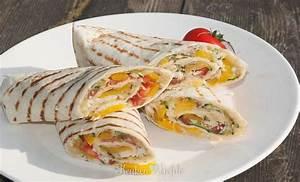 Wraps Füllung Vegetarisch : wraps met hummus en gegrilde groenten keuken liefde ~ Markanthonyermac.com Haus und Dekorationen