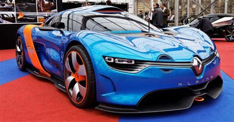 Top 10 Coolest European Concept Cars We'd Love To Drive ...