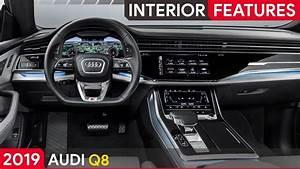 Audi Q8 Interieur : 2019 audi q8 interior features youtube ~ Medecine-chirurgie-esthetiques.com Avis de Voitures