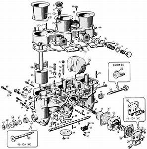 6 Best Images Of Weber Carburetor Diagram 34 34