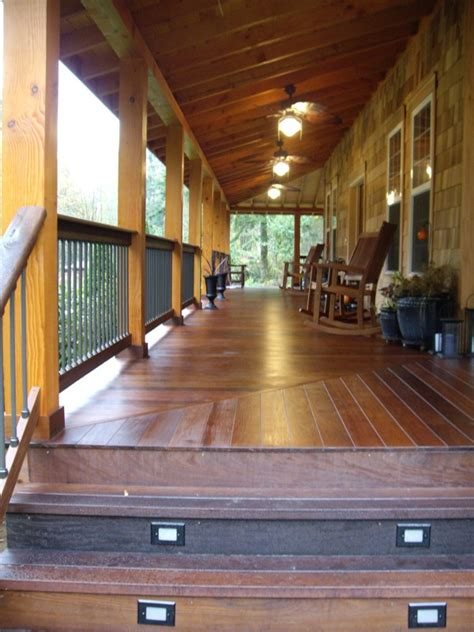 Porch Flooring by Tongue And Groove Porch Flooring Ipe Porch Flooring