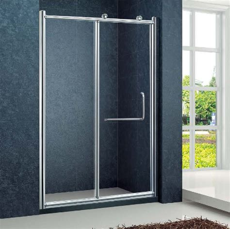 cheap shower sliding glass door with sliding