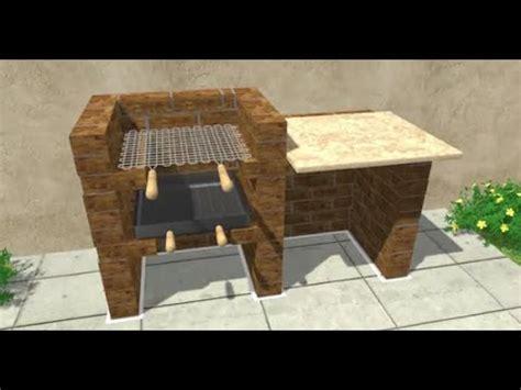 build outdoor bbq pit beast method  build