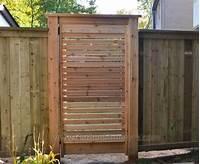 fence gate design Wood Fence Gate Designs - Fence Ideas