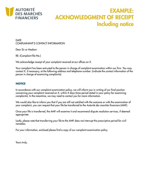 9+ Acknowledgment Receipt Examples - PDF | Examples
