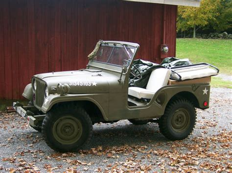 kaiser willys jeep kaiser willys jeep of the week 107