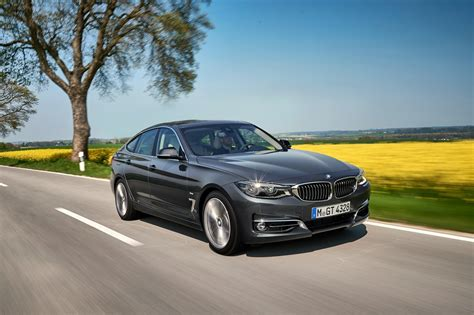 2017 Bmw 3series Gran Turismo Facelift Detailed In 60