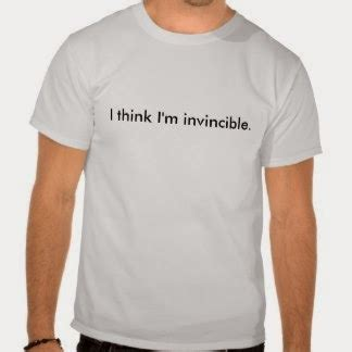 Invincible Boats Shirts by The Write December 2013