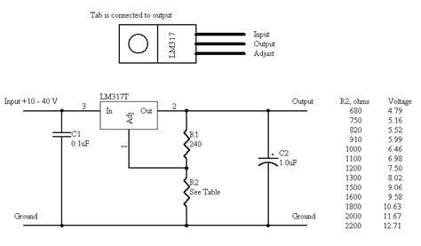 regulador de corriente a 7 2v