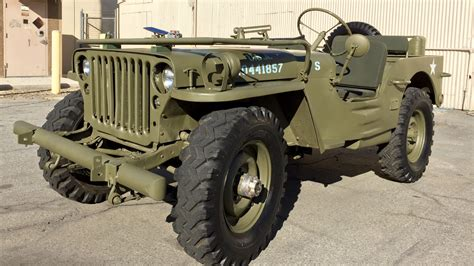 army jeep 1950 ford gpw t151 anaheim 2015