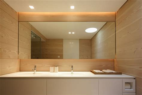 mirror ideas for bathrooms ideas for framing a mirror in the bathroom this for all