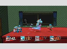 Ice Mario Super Smash Bros for Wii U > Skins > Mario