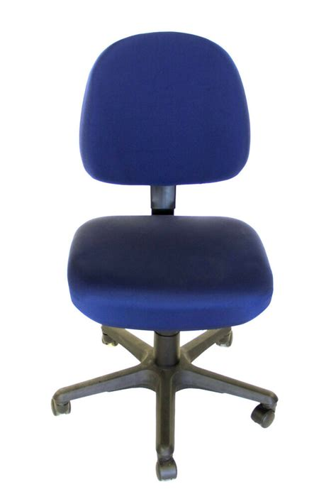 Office Chairs Covers by Navy Blue New Office Chair Cover 1 Set Ebay