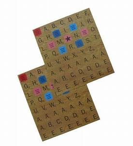 Wild and wolf complete scrabble refrigerator game set for Letter fridge magnets game