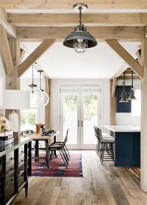 ways   natural wood beams becki owens