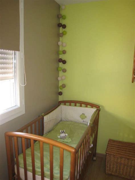 chambre garcon vert et gris décoration chambre vert et taupe