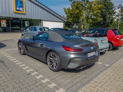 Bmw Frozen Grey by Real Photos Of Bmw Z4 In Grey