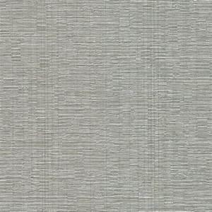 Grey Faux Grasscloth