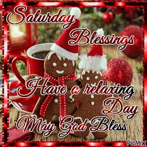 relaxing day saturday blessings gif pictures