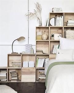 Deco Chambre Bois : 9 id es pour utiliser le bois dans sa d co shake my blog ~ Melissatoandfro.com Idées de Décoration