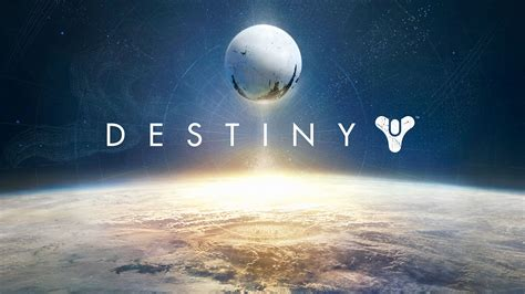 destiny logo wallpaper   games