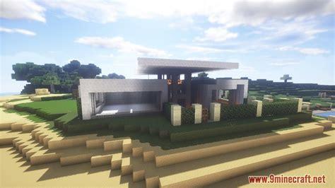 Modernes Haus Minecraft Command by Maison Moderne Minecraft A Telecharger 1 5 2 Ventana