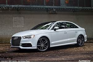 First Drive - 2015 Audi S3
