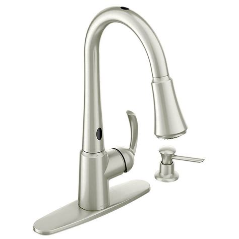 moen renzo single handle kitchen faucet kitchen sinks and faucets lowes victoriaentrelassombras