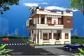 Exterior Design Of House In India by Exterior Home Design Photos In India