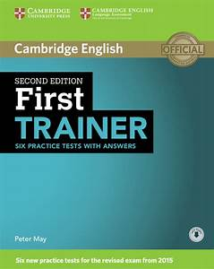 First Trainer 2nd edition | Cambridge University Press Spain