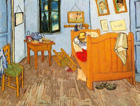 tableau de gogh la chambre chambre de gogh