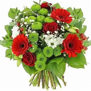 Bouquet De Fleurs : livraison bouquet grenadine bouquet de fleurs foliflora ~ Teatrodelosmanantiales.com Idées de Décoration