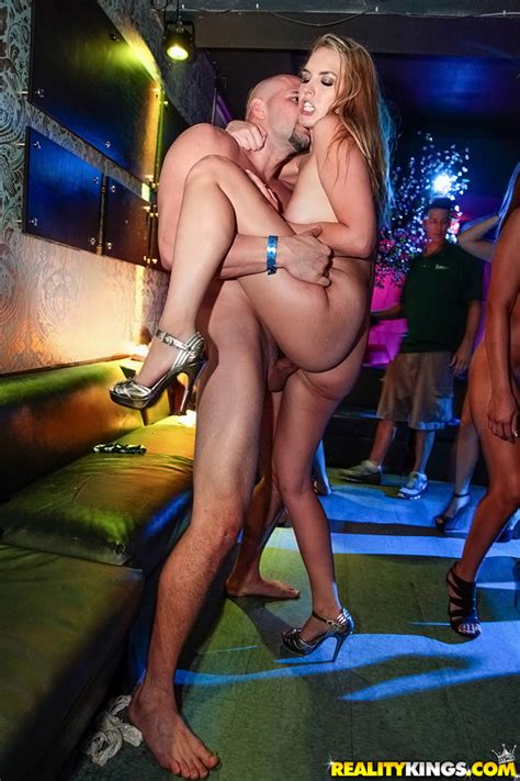 Nude Babes Are Dancing In The Club MILF Fox