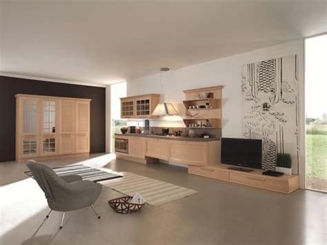 cuisine ouverte moderne cuisine ouverte sur salon une solution pour tous les espaces