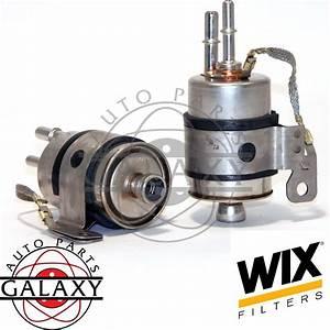 Wix 33737 Fuel Filter 1999 2004 Corvette 5 7l