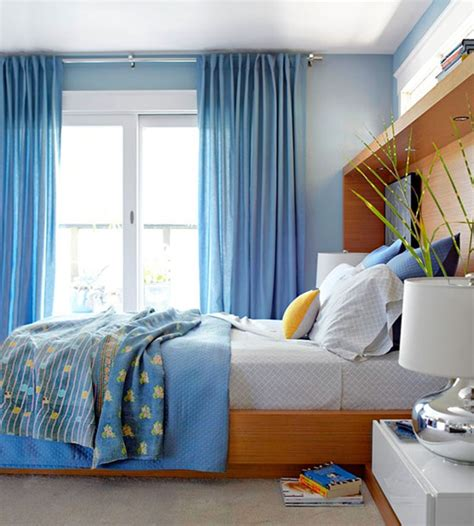 23 blue and turquoise accents bedroom designs