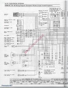 Kawasaki Zx7 Wiring Diagram Get Free Image About