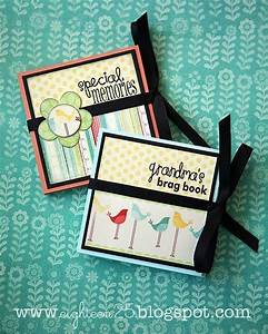Mother's Day gift ~ Grandma's Brag Book (DIY photo album ...