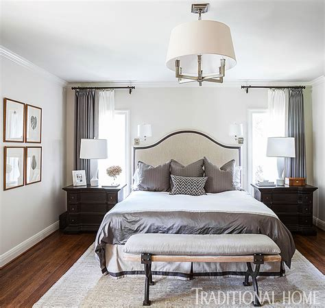 And Gray Bedroom by Gorgeous Gray And White Bedrooms Traditional Home