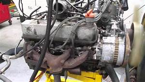 Land Rover 3 5 Litre V8 Engine Walk Round  U0026 Run