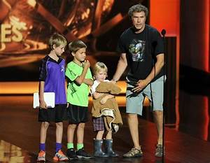 Emmys: Will Ferrell makes it a family affair - latimes