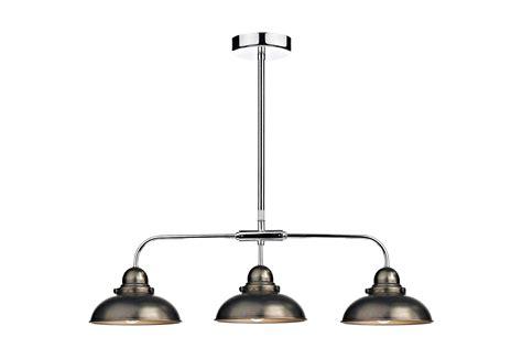 Home Decor 3 Light Pendant :  Best Nickel 3 Light Pendant Fixture