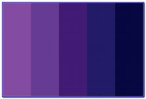 Blue And Purple Color Palette - Painting : Home Design ...