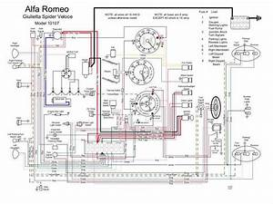 Alfa 156 Relay Diagram