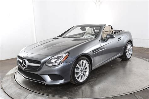 New 2018 Mercedesbenz Slc Slc 300 Roadster In Austin