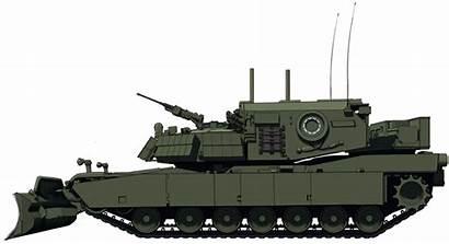 M1150 Abv Vehicle Assault Breacher Blade Tanks