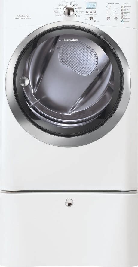 electrolux dishwasher air dry and delay lights eimgd60jiw electrolux 27 quot iq touch 8 0 cu ft gas dryer