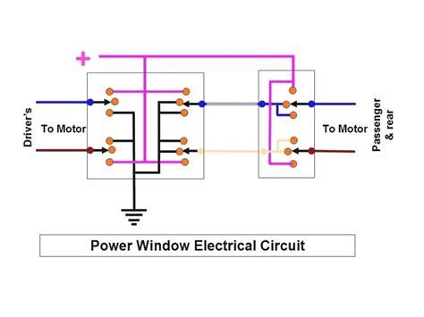 Power Window Switch Wiring Diagram Forums