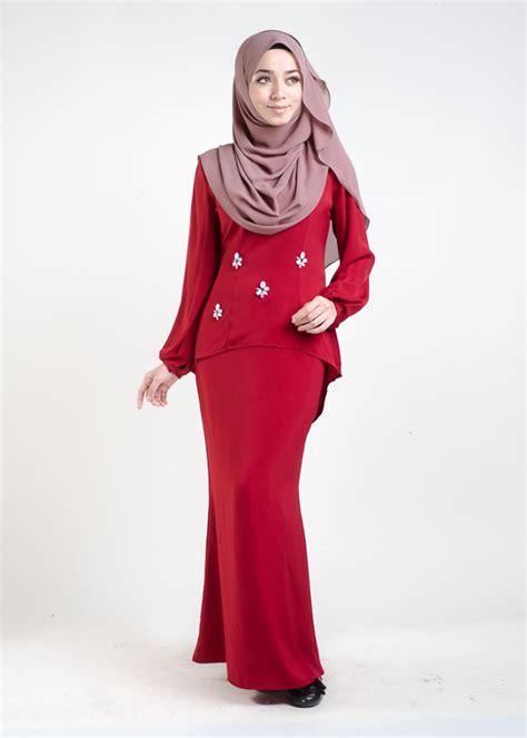 dress termurah baju kurung moden mermaid hairstylegalleries