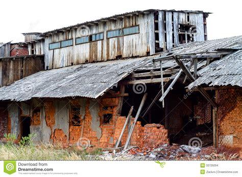design on stock fabriek ruinierte fabrik stockbilder bild 33729294